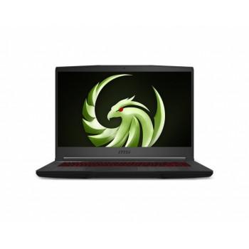 "Лаптоп MSI Bravo 15 A4DCR 15.6"" 1080p AG IPS 60hz  AMD Ryzen 5 4600H 8GB 512GB PCIe SSD RX5300M 3GB  black"